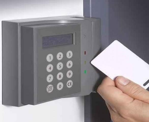 Proximity Card Access Control
